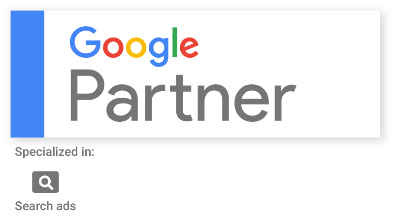 google search ads partner