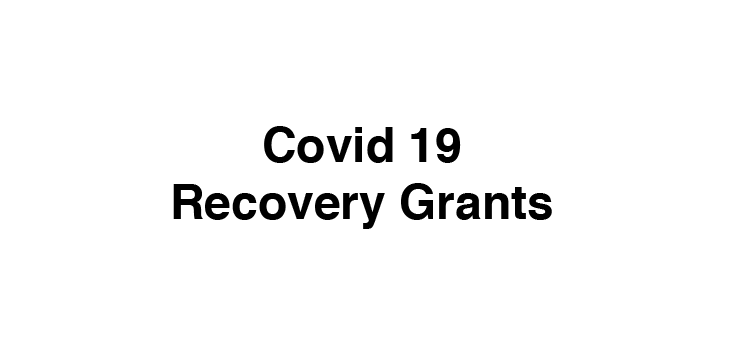 Recovery Grants for Small Business COVID-19